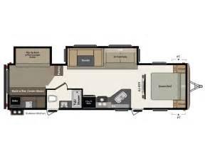 Springdale Travel Trailer Floor Plans 2016 Springdale 303bh Floor Plan Travel Trailer Keystone