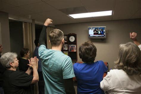 presbyterian emergency room ebola pham ebola free and returns home to kera news