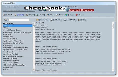 book report cheats cheatbook july 2012