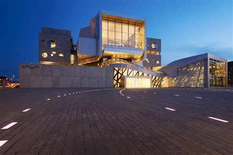 house of music aalborg house of music by coop himmelb l au opens in aalborg