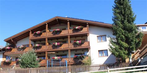Haus Brigitte Serfaus Gastfreund