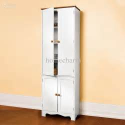 Wood Pantry Cabinet For Kitchen Pantry Cabinet Decobizz