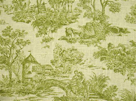 Toile Drapery Fabric swavelle millcreek toile upholstery drapery fabric ebay