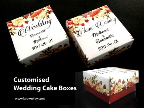 Wedding Cake Gift Boxes by Cake Favor Boxes Weddings Giftwedding Co