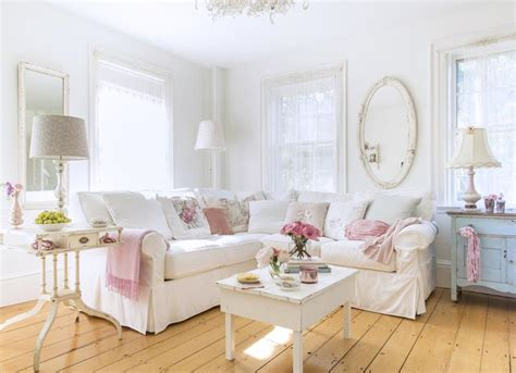 here s how to do the shabby chic trend