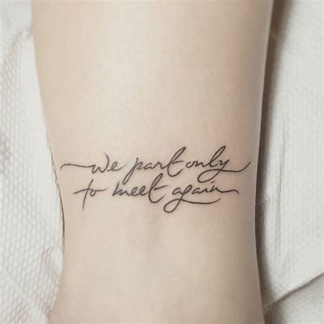 tattoo fonts for long quotes best 25 small quote tattoos ideas on tatto
