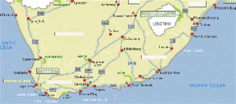 richards bay to cape town a cruising guide on the world