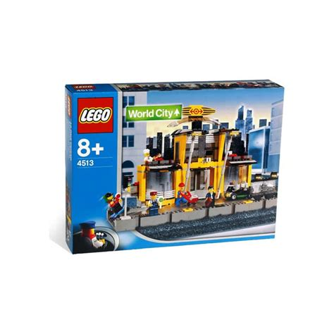 Paking Set Grand Supra X lego grand central station set 4513 packaging brick owl