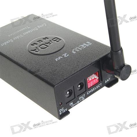 Hits 2 Watt Wireless 24ghz Audio Av Sender Transmitter Murah Be bada 2 4ghz 2w wireless audio av transmitter wholesale bada 2 4ghz 2w wireless audio