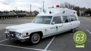 Cadillac Ambulance For Sale 1972 Cadillac Ambulance The Jalopnik Classic Review