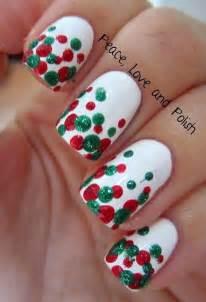 Cute polka dot nail art polka dot is a pattern consisting of an array