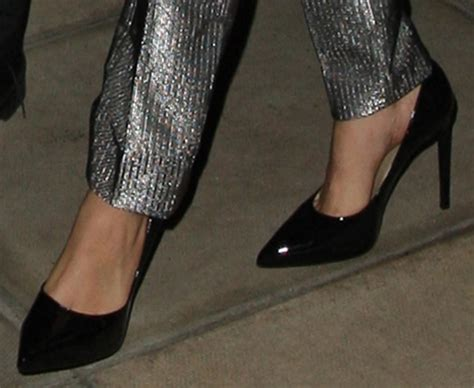 Issue Black Heels the 5 most striking heels at the quot w quot magazine dinner