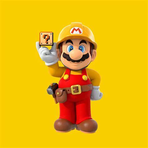 Kaos Mario Bross Mario Artworks 06 more mario maker e3 2015 assets than we will