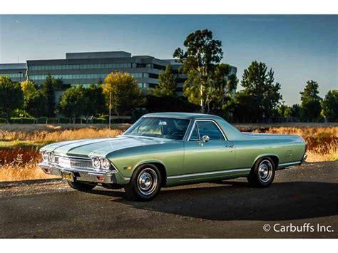 1968 el camino 1968 chevrolet el camino for sale classiccars cc