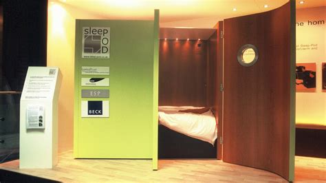 sleeping pods sleep pod projects form studio