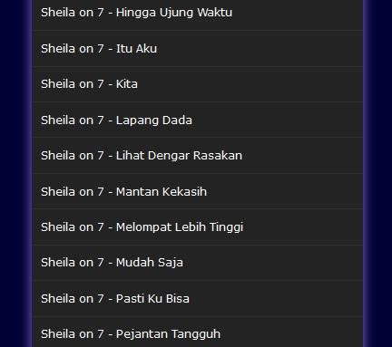 download mp3 barat terbaru juli 2017 download mp3 lagu sheila on 7 kita mp3 sokolmediagroup