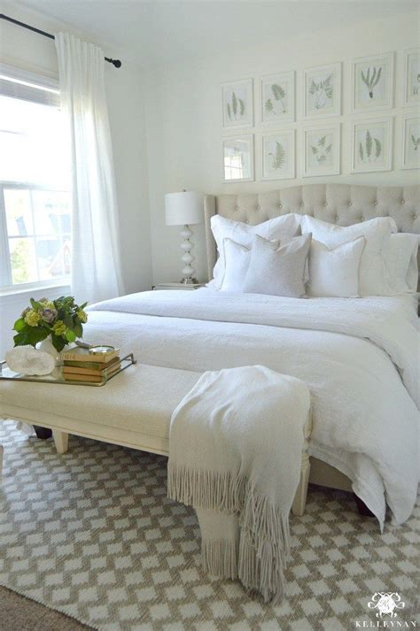 kelley nan guest bedroom reveal the white room white
