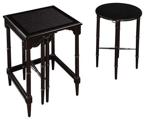 melbourne nesting tables traditional coffee table sets