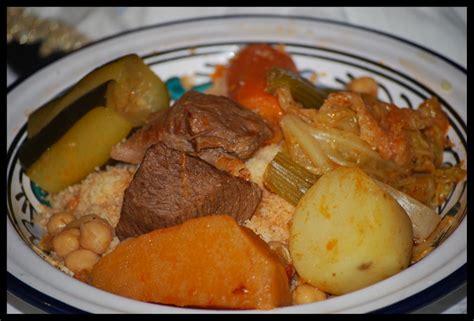 recette cuisine couscous tunisien recette du couscous tunisien recette