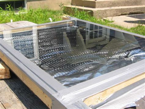 Homemade Solar Pool Heater Design