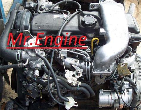 Toyota Diesel Engines by Toyota 2l 2 4 Diesel Engine Mr Engine