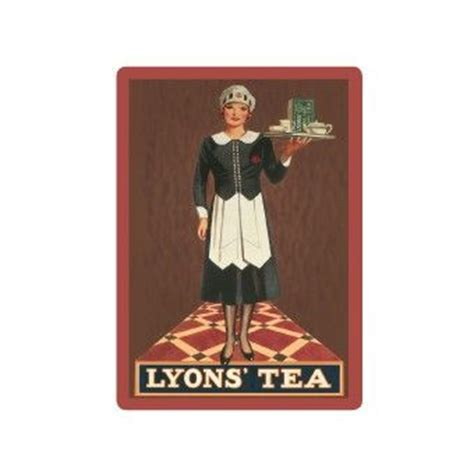 Lyons Tea Rooms by Posts And Teas On