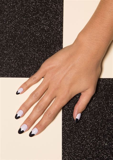 top shop nail bar pop nails teams up with dry tea fashion quarterly