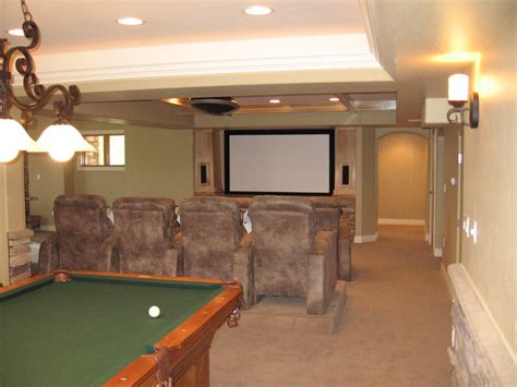 finish basement ideas finished basement plans with pool table new basement and