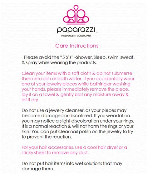 how to care for a care stylefor5