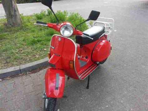 Motorroller Piaggio Gebraucht Kaufen by Motorroller Piaggio Vespa 125 X Rarit 228 T Bestes Angebot
