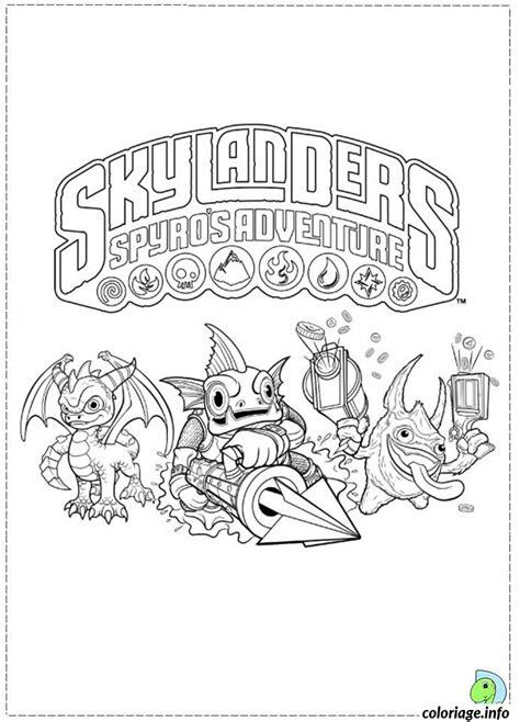 Kaos Transformers Logo 02 Ordinal coloriage dessin skylanders 63 jecolorie