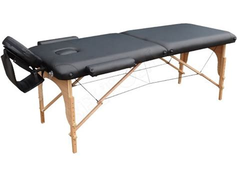 portable massage couch portable massage table 2 section bag folding bed salon