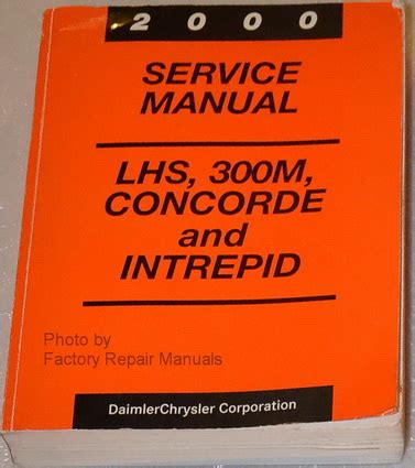 service manual 2000 chrysler lhs free manual download service manual 2000 chrysler lhs free 2000 concorde 300m lhs intrepid factory service manual original shop repair factory repair