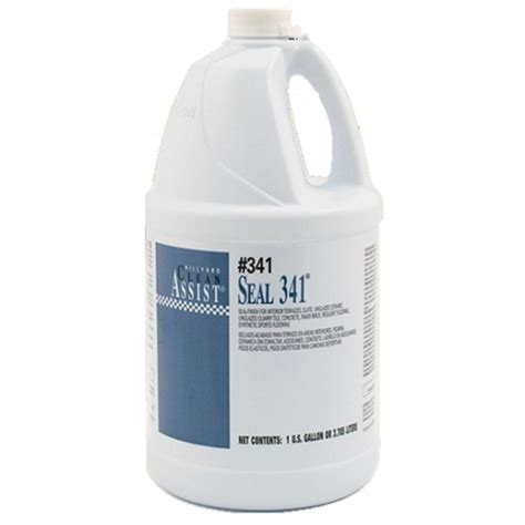 Hillyard Seal 341 Floor Finish and Seal   Gallons   D