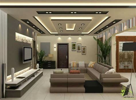 Interior Decorating Ideas For Home Living Hall Ceiling Design Equalvote Co