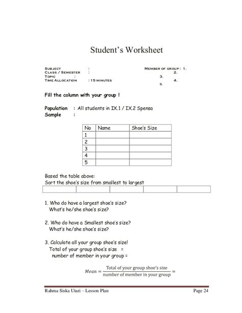 lesson plan template junior high english lessons for junior high school students english