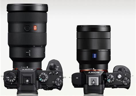 Kamera Sony A9 mengapa kamera mirrorless makin besar ukurannya