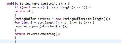 invertir cadenas java c 243 mo dar vuelta una cadena de caracteres en java