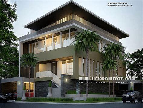 Desain Rumah Hook Mewah | desain rumah mewah 3 4 lantai modern minimalis
