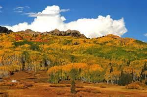 fall colors kebler pass photograph michael kitahara