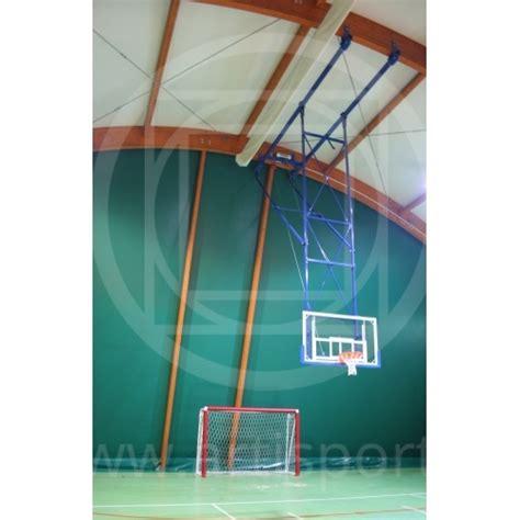 impianti a soffitto impianto basket sollevabile a soffitto