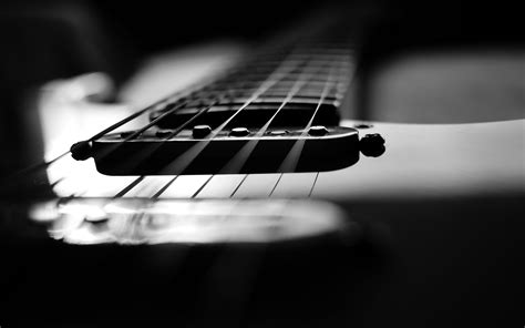 guitar wallpaper black and white hd guitar wallpaper black and white fond ecran hd