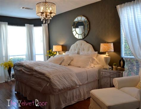 romantic bedroom color ideas chandeliers for bedrooms ideas rustic master bedroom