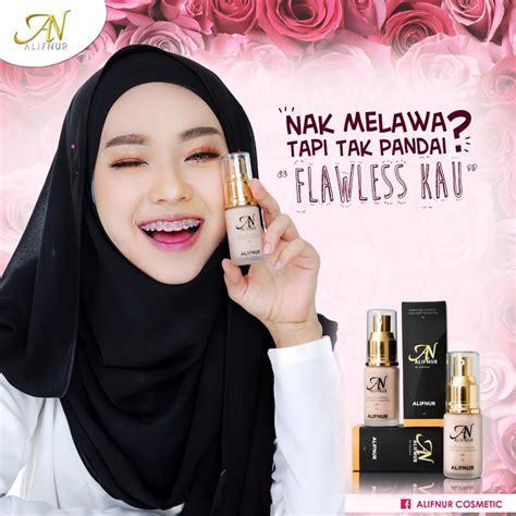 Dan Review Foundation Makeover Tutorial Makeup Flawless Dunia Farisya