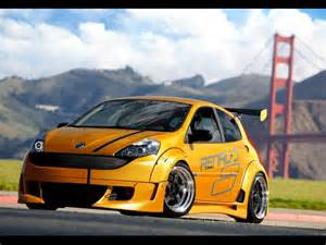 Renault Clio Tuning Renault Clio Tuning Renault Wallpaper 14933716 Fanpop