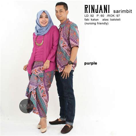 Baju Muslim Batik model baju muslim batik terbaik go out in the sun