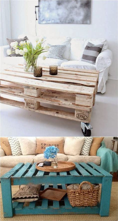 Easy Pallet Coffee Table 25 Best Ideas About Pallet Coffee Tables On