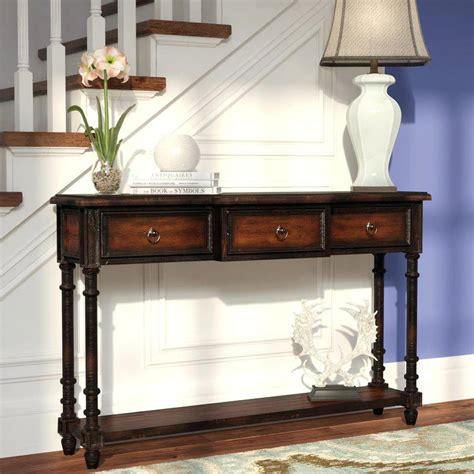 sofa table 36 inches high 36 inch high console table thelt co