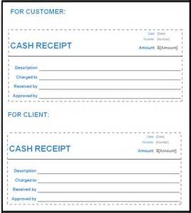 Receipt Template Word by Doc 600600 Slip Template A Free