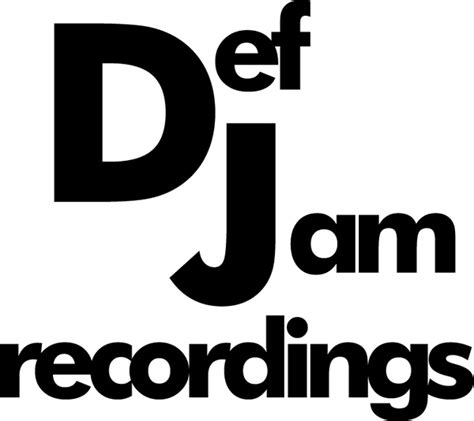 Jam Records Def Jam Recordings Free Vector In Encapsulated Postscript Eps Eps Vector